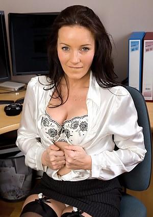 Best MILF Secretary Porn Pics