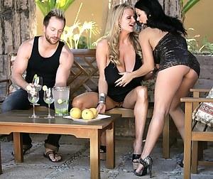 Best MILF Orgy Porn Pics