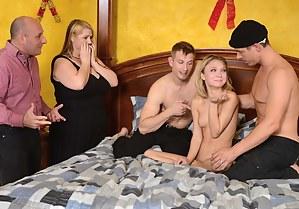 Best MILF Group Sex Porn Pics