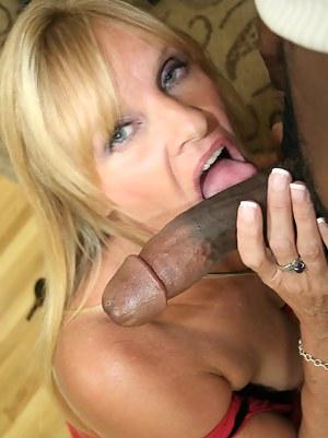 Best MILF Big Black Cock Porn Pics