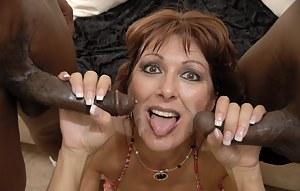 Best MILF Bukkake Porn Pics